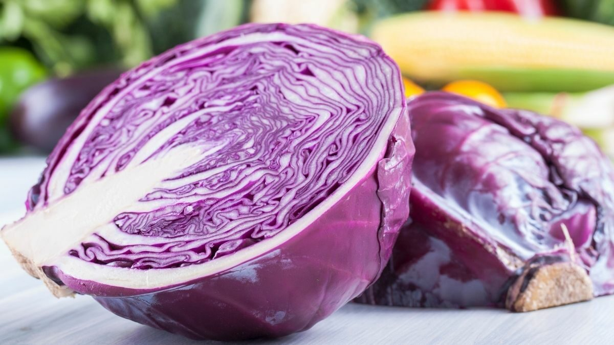 health benefits of eating red cabbage